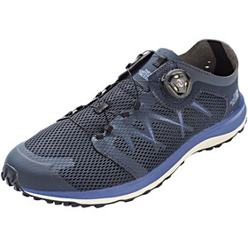 The North Face Litewave Flow Boa Schoenen Heren blauw
